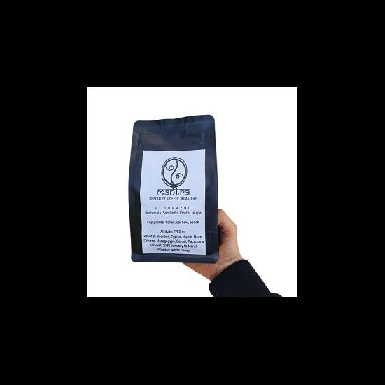 El Durazno szemes kávé Guatemalából 250 g